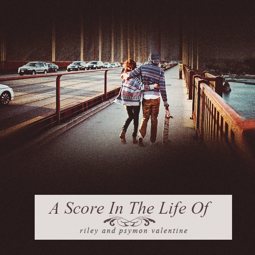 A Score In The Life Of Riley and Psy