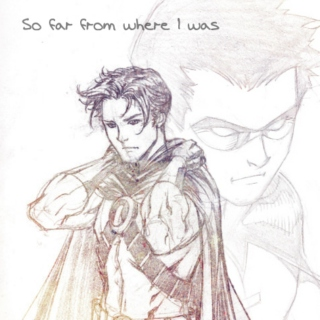 So Far From Where I Was - A Tim Drake Fanmix