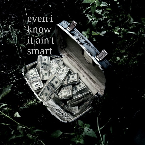 even i know it ain't smart.