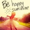 be happy sunshine ☀