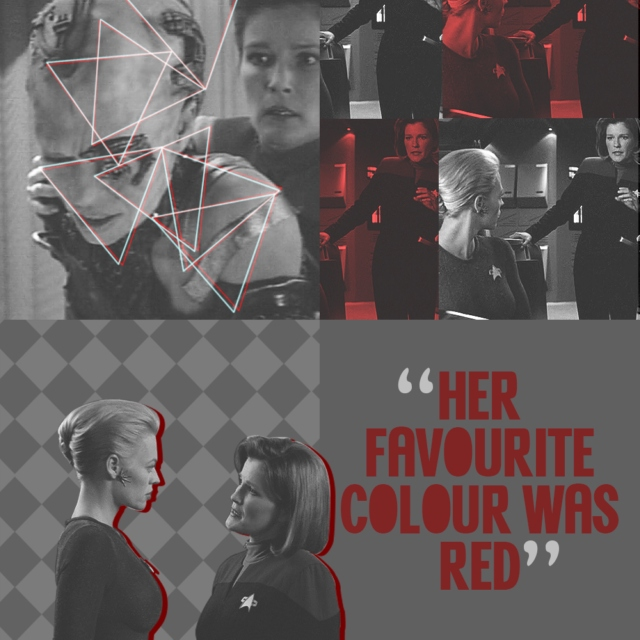 her favourite colour was red