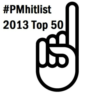 #PMhitlist - Top 50 House Songs of 2013