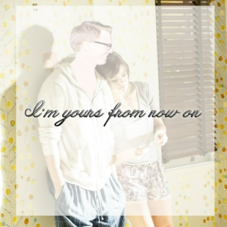 I am yours from now on [Keenler Fanmix]