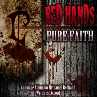 Red Hands:Pure Faith