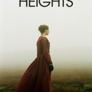 Leave behind my wuthering heights.