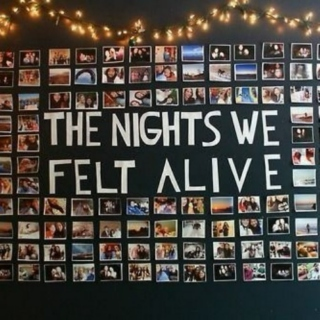 ♡The Nights We Felt Alive/2013☆