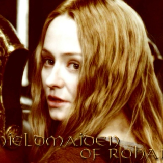 Eowyn // Proud That She Was One Of Us