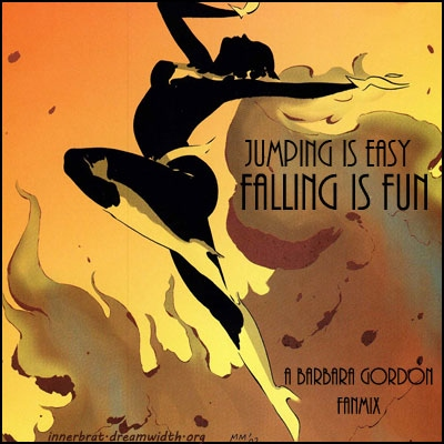 Jumping is Easy; Falling is Fun