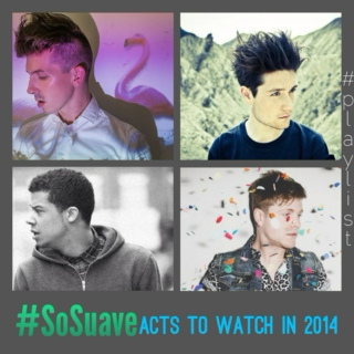 #SoSuave: Acts to Watch For in 2014