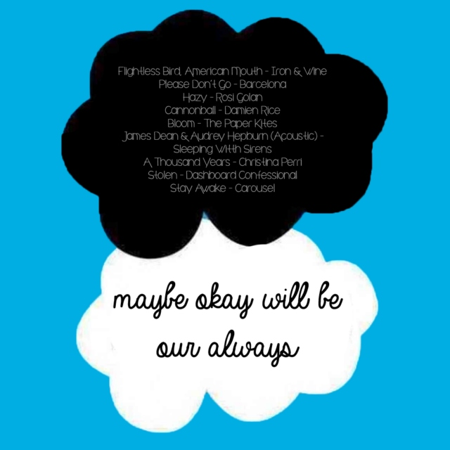 8tracks radio maybe okay will be our always 9 songs