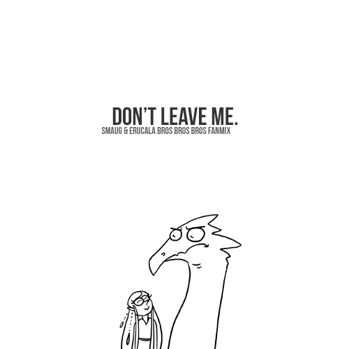 ❝ don't leave me ✿