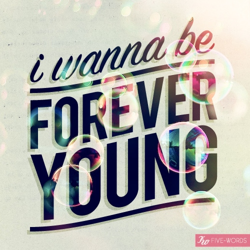 Young Forever, Party Forever