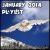 January 2014 Playlist (60 Free Downloads)