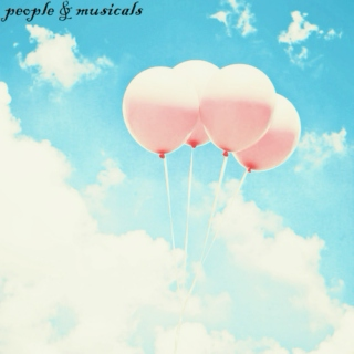 people & musicals
