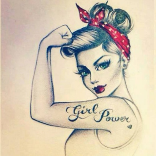 Girl Power✿