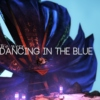 Dancing in the Blue