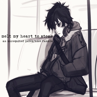 melt my heart to stone; an unrequited percy/nico fanmix