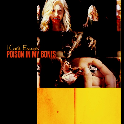 Poison In My Bones (i can't escape)