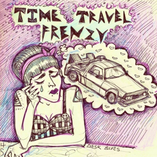 time travel frenzy