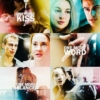 Be my wonderwall// Divergent: Tris+Four