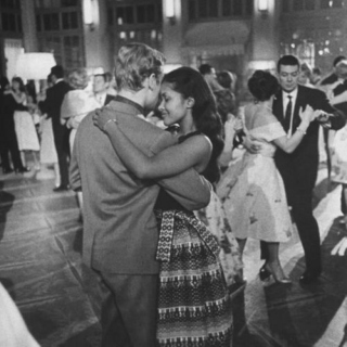 dancing with my love