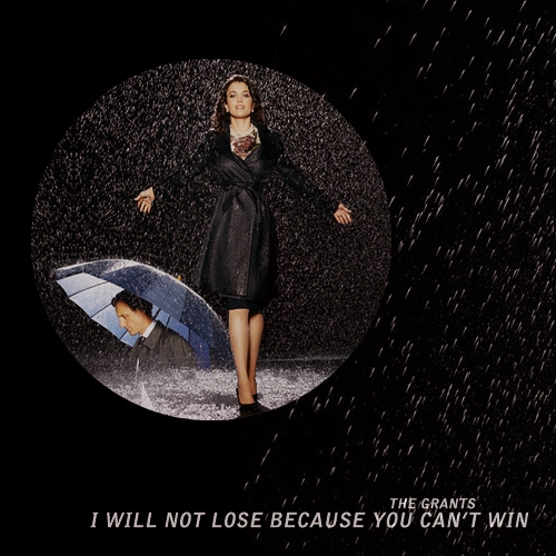 I Will Not Lose Because You Can't Win