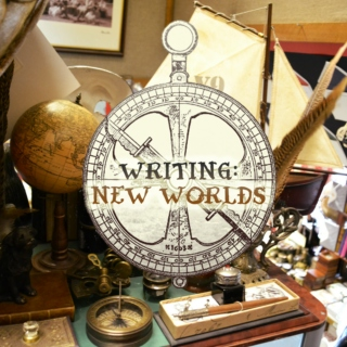 Writing: New Worlds