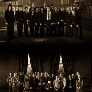 Dumbledore's Army//Order of the Phoenix