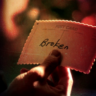 To all the broken hearts