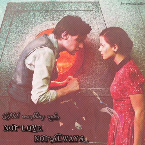Not love. Not always: a Whouffle fanmix