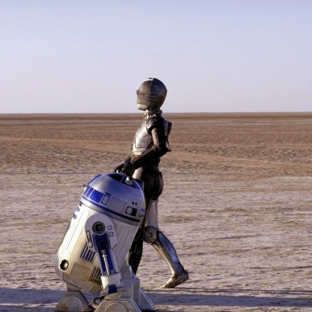 Still Can't Find Those Damn Droids