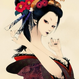 A Geishas Beauty