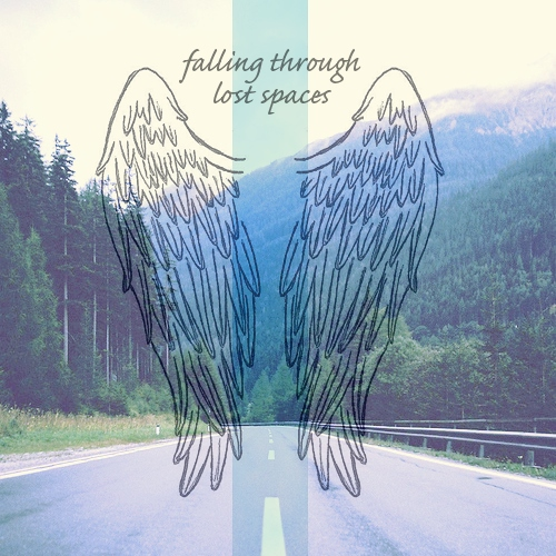 falling through lost spaces