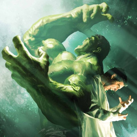 I Look Up [A Bruce Banner Fanmix]
