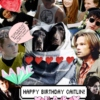 happy birthday caitlin!!!! (▰˘◡˘▰)