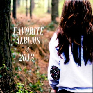 So Long 2013:My Favorite Albums