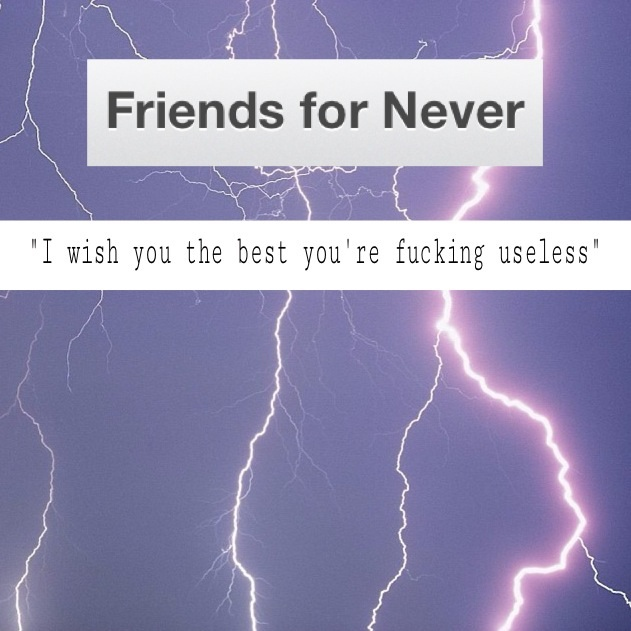 Friends for Never
