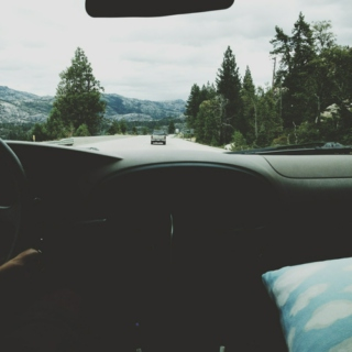 A chill driving playlist