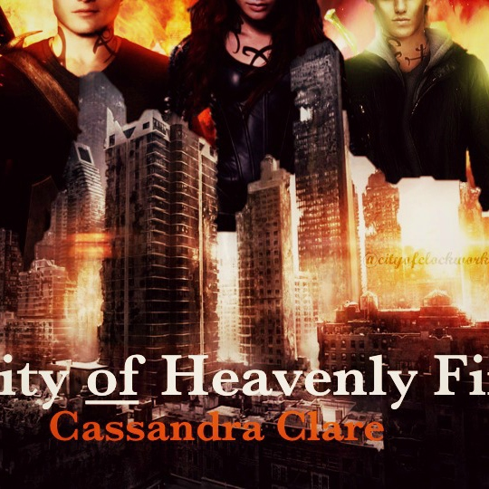 The Destruction of City Of Heavenly Fire