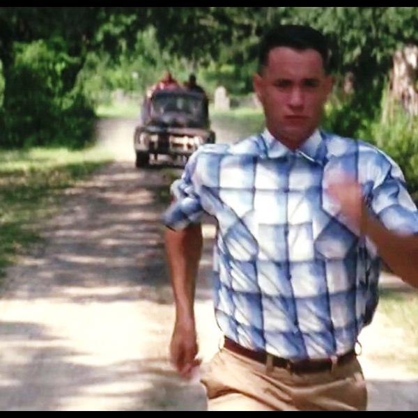 Walking and running with movies