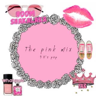 The pink mix