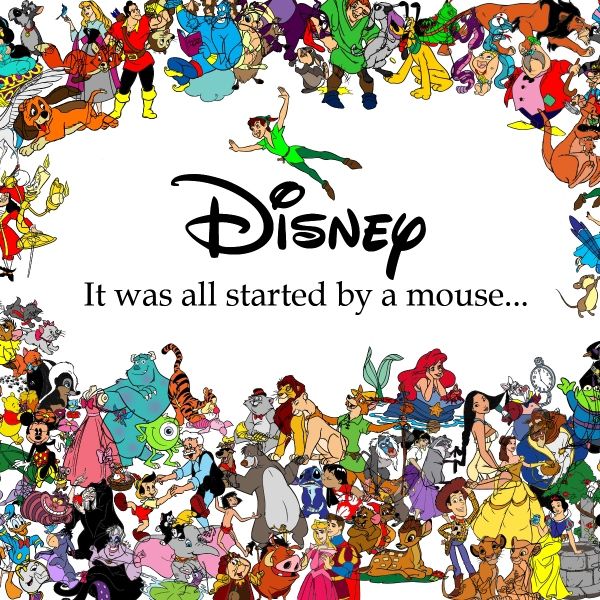 It Was All Started By A Mouse