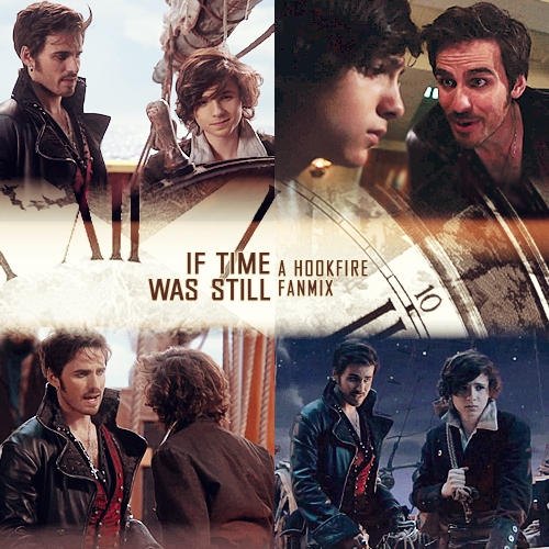 If Time Was Still - A Hookfire Playlist