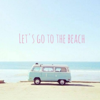 let's go to the beach