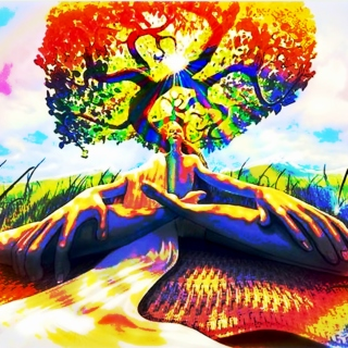 Life is Psychedelic