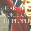 hear the voice of the people!