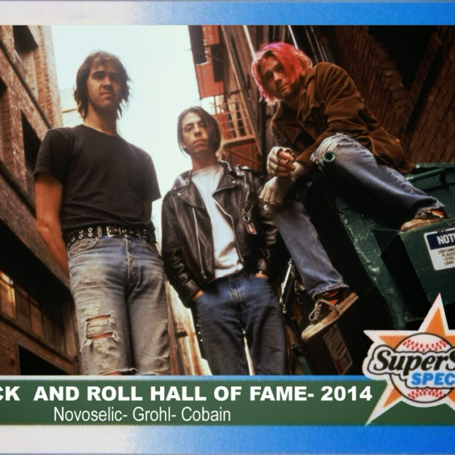 Rock N Roll Hall of Fame Class of 2014