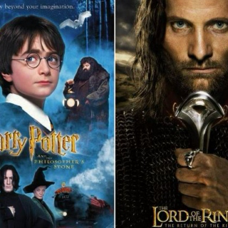 Harry Potter & Lord of the Rings
