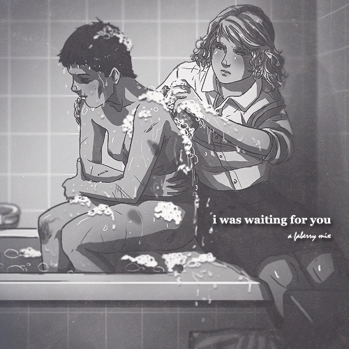 i was waiting for you