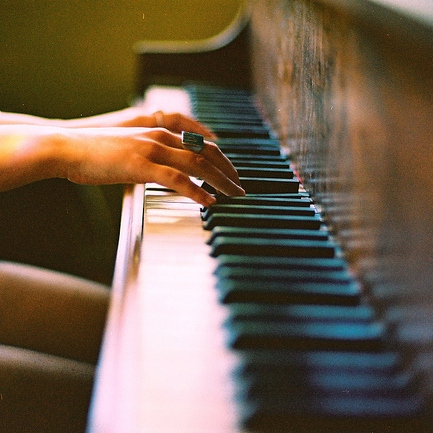 i like watching your fingers when you play